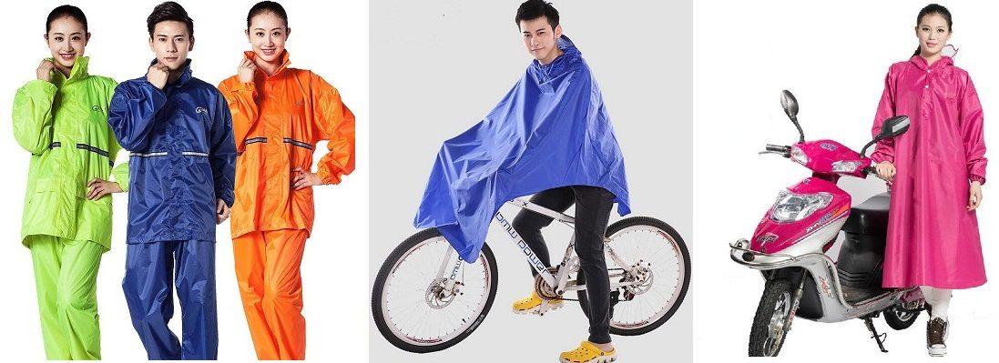 Đặt áo mưa quà tặng