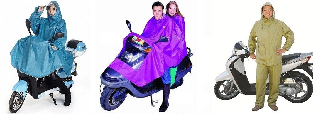Các công ty sản xuất áo mưa