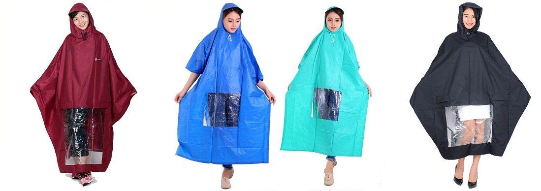 Đặt sản xuất áo mưa theo yêu cầu